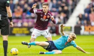Hearts 1-1 Dundee: Late Jason Cummings header earns Dee a point at Tynecastle