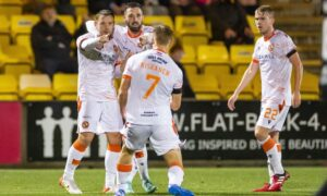 Livingston 1 Dundee United 1: United held by 10-man Livi and miss out on second spot