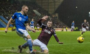 St Johnstone 1-1 Hearts: Saints keep long unbeaten run going in controversial clash with Jam Tarts