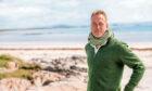 Ben Fogle's new series is called Scotland's Sacred Islands. Picture: Tern TV/BBC Scotland/Alan Peebles.