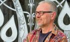 Award-winning blacksmith Jim Whitson.