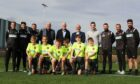 Dundee United academy chief Andy Goldie has high hopes for the club's partnership with Baldragon