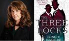 Bonnie MacBird is excited about her fourth Sherlock Holmes novel, The Three Locks.