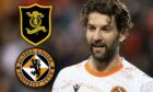 Charlie Mulgrew will look to continue his fantastic run of form for Dundee United against Livingston in a match that will be re-run on TV tonight.
