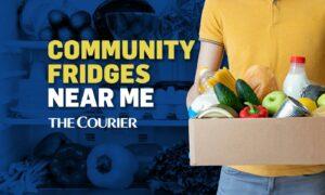 Community fridges in Tayside and Fife.
