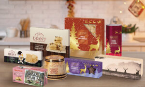 Celebrate Christmas in style with tasty shortbread.