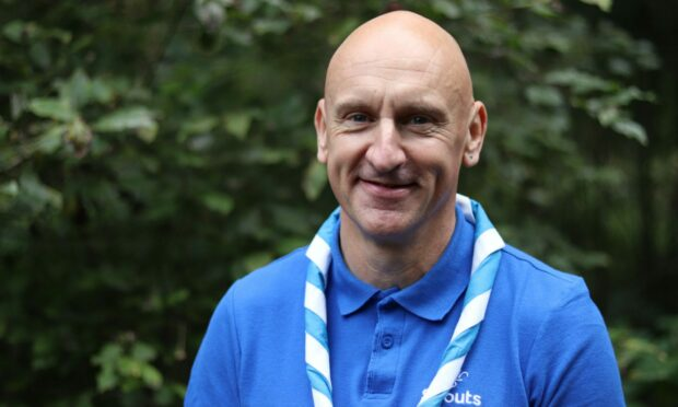 Graeme Luke has been appointed new CEO of Scouts Scotland