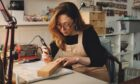 Comrie jeweller Laura Grace Caldwell is behind the brand Wear With Grace.
