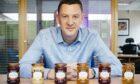 .Martin Grant, managing director of Arbroath-based jam manufacturers Mackays.