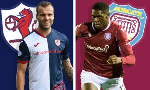 Matej Poplatnik v Joel Nouble: Who will be the Lions' King when Livingston loanees clash in Raith Rovers – Arbroath showdown?