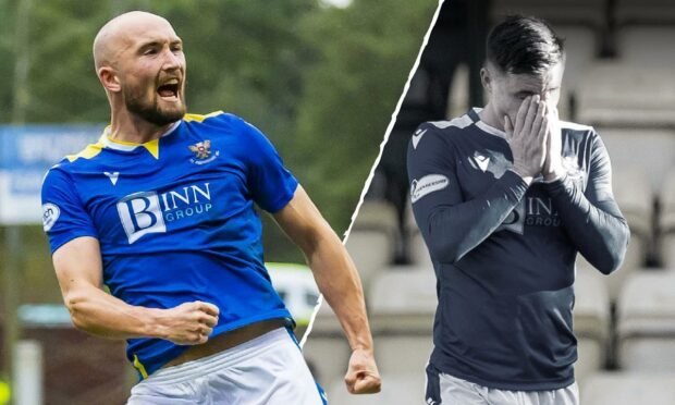St Johnstone are a team transformed since losing to Livingston last year.