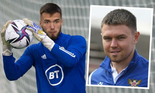 Scotland teammates: Sinclair and Middleton