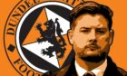 Tam Courts admits he's addicted to football and Dundee United
