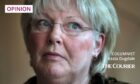 Margo MacDonald was an outspoken campaigner for assisted dying.