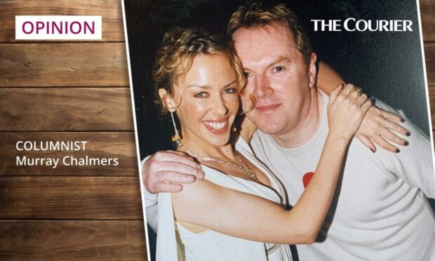 Kylie and Murray have worked together for years.