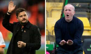 Dundee United No. 2 Liam Fox lifts lid on similarities that helped Tam Courts and David Martindale become leaders at Tannadice and Livingston