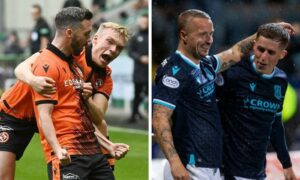 LEE WILKIE: No one else will beat Hibs at Easter Road like Dundee United did while Leigh Griffiths can kick on after first Dundee goal