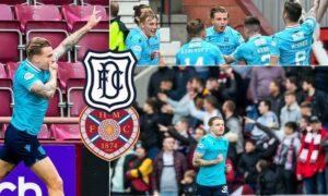 Dundee star Jason Cummings talks abuse from the stands as he backs team-mate Leigh Griffiths: 'It's like on your ticket it says in the small print you can say what you want'