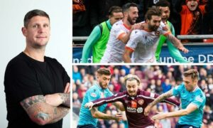 LEE WILKIE: Case for the defence – Charlie Mulgrew loving life at Dundee United while Dundee's backline will take plenty heart from Tynecastle result