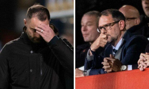 EXCLUSIVE: Dundee have no plans to fire boss James McPake amid fan anger as club back their man