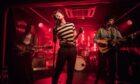 The Neon Walz play Beat Generator on Saturday, October 23.