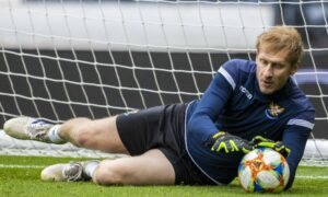 Former Hearts keeper Bobby Zlamal retired on a high with St Johnstone – then enjoyed the cup double party!