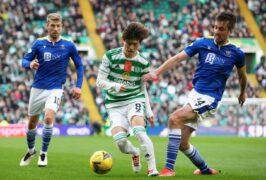 Celtic 2-0 St Johnstone: Saints fall to back-to-back Premiership defeats