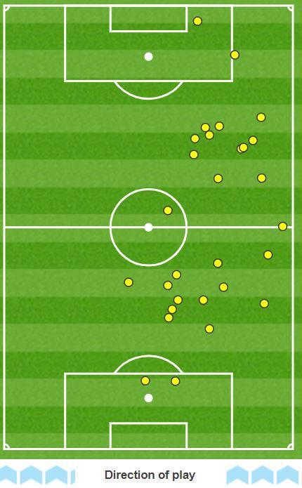 Cammy MacPherson's touch map.