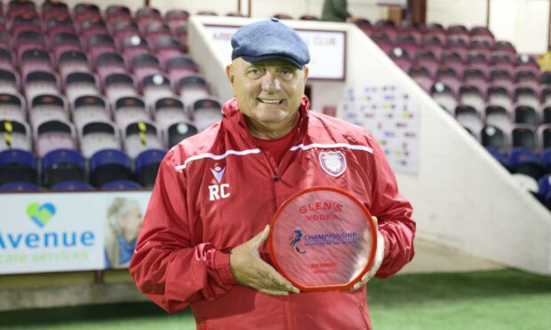 Winner: Campbell