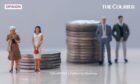 Average men's salaries are much higher than women's. Photo: Shutterstock.