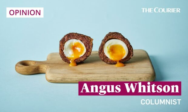 Scotch eggs or scandal?