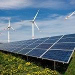 Wind and solar costs to 'halve by 2040', study finds