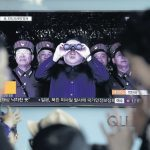 North Korea increases international tensions with further missile launch into Japanese waters