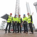 Scottish Energy minister visits Dundee port to hear about decommissioning and offshore wind ambitions