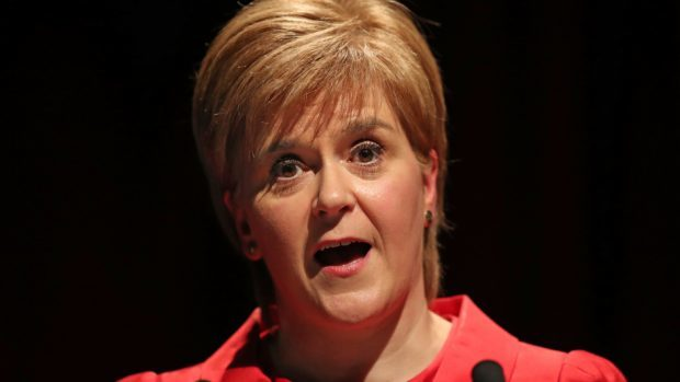 Tories to betray pensioners yet again, warns Nicola Sturgeon