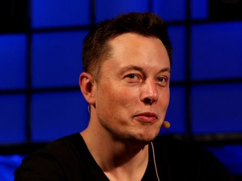 Elon Musk had offered to help in the Thailand cave rescue (Brian Lawless/PA)