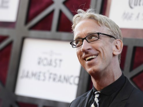Andy Dick has been charged with groping (Photo by Dan Steinberg/Invision/AP, File)