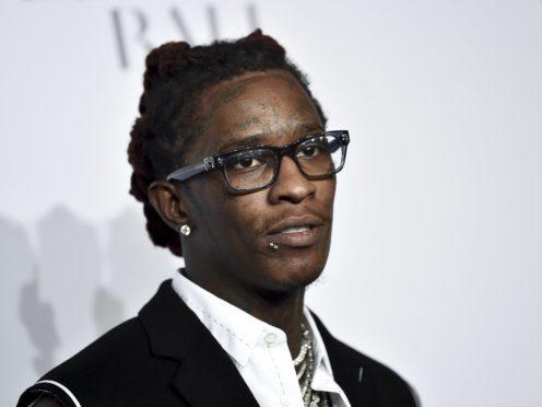 Young Thug (Evan Agostini/Invision/AP)