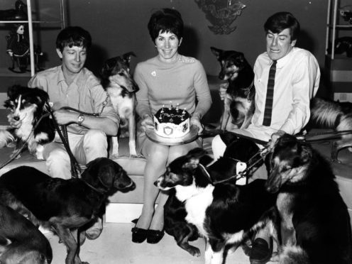 Blue Peter has been on television for 60 years (Image: PA)
