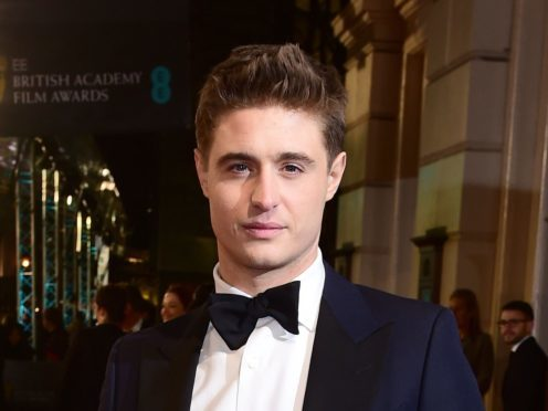 Max Irons stars in Condor (Ian West/PA Wire)