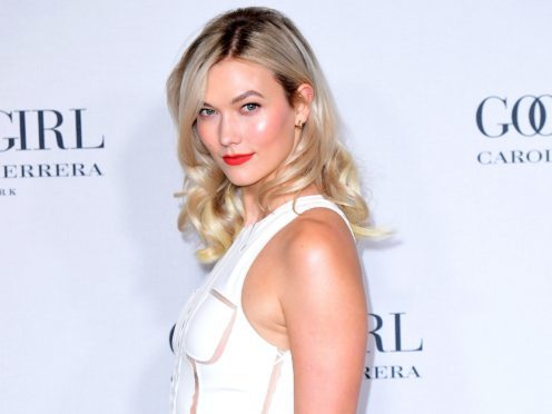 Supermodel Karlie Kloss has tied the knot with her long-term partner three months after announcing their engagement (Ian West/PA)