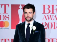 """Jack Whitehall joked his father has an """"uncontrollable ego"""" since the pair appeared on a Netflix comedy together (Ian West/PA)"""