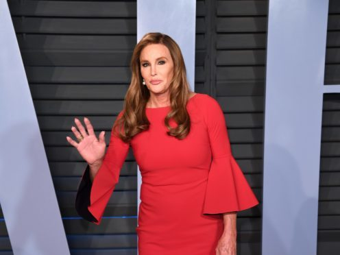 Caitlyn Jenner has revealed she regrets supporting Donald Trump (PA)