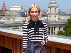 The co-creator of Game of Thrones revealed how Emilia Clarke won a starring role in HBO's fantasy epic as the actress was honoured by Bafta Los Angeles (Matt Crossick/PA Wire)