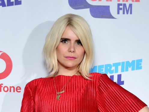 Paloma Faith will voice a poodle in a new Disney animated series (Ian West/PA)