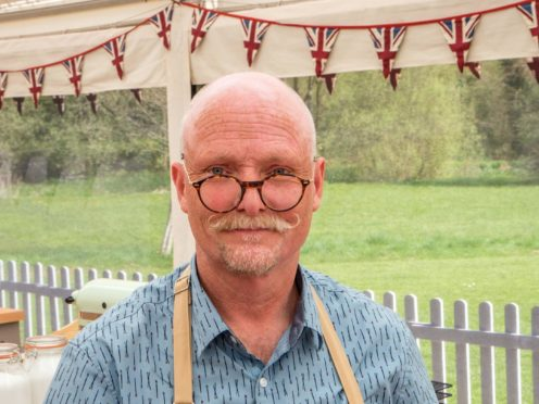 Bake Off's Terry thanks fans for their support in emotional message (Mark Bourdillon/Love Productions)