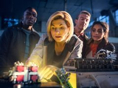 The new design was unveiled in the BBC One programme on Sunday (Sophie Mutevelian/BBC)