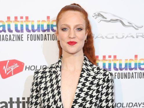 Jess Glynne has said she struggled with fame (Matt Alexander/PA)