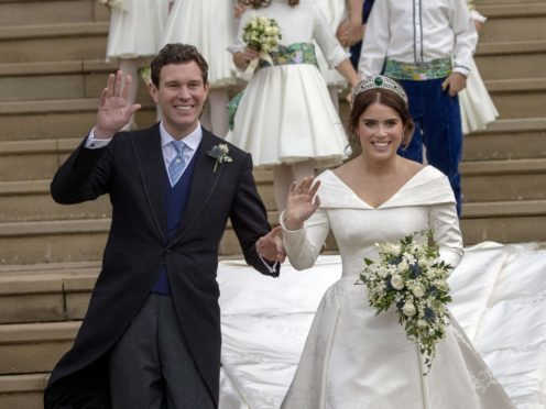 Royal wedding boosts ITV ratings by more than 2 million (Steve Parsons/PA)