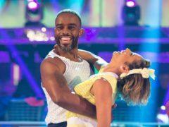 Charles Venn is partnered with Karen Clifton (BBC)